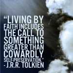 Living by Fearless Faith