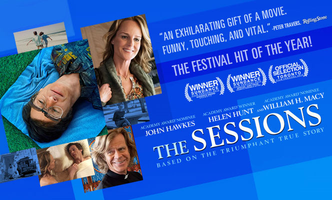 """The Movie: """"THE SESSIONS"""""""