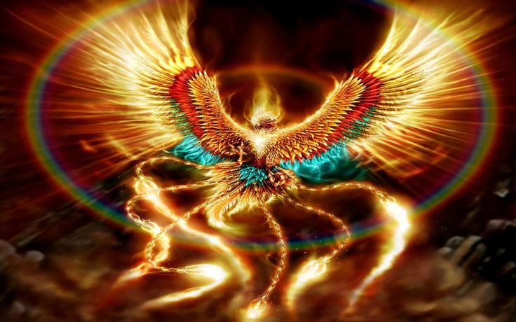 Poem The Phoenix The Art Of Fearless Living